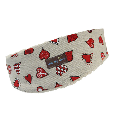 Hearts Ear Warmer - Ltd Edition
