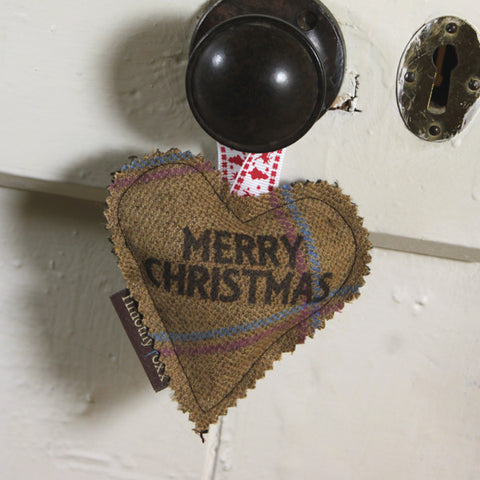 Christmas Heart Message