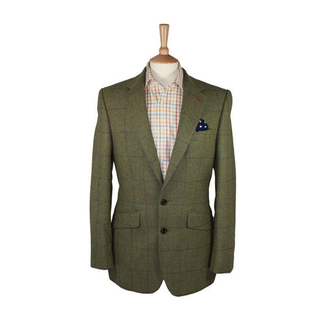 Rupert Tweed Jacket in Duke