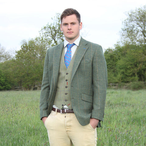 Rupert Tweed Jacket 'Made to Measure'