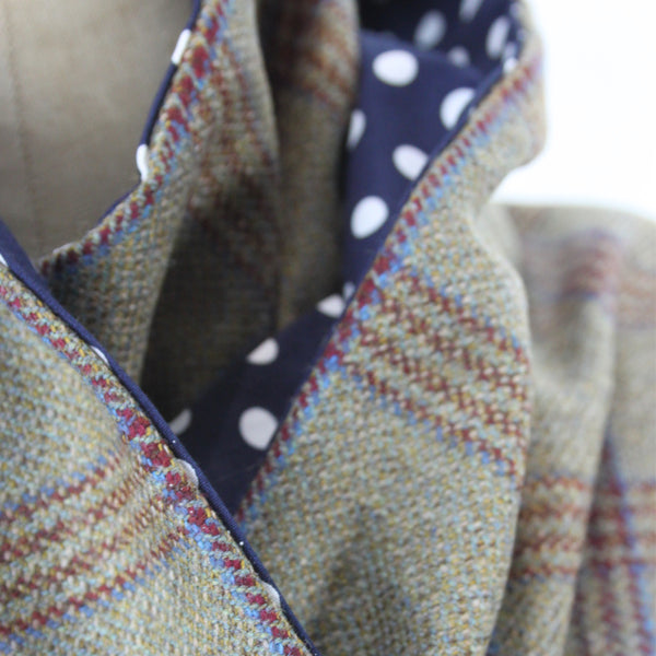 Highlander Tweed Scarf