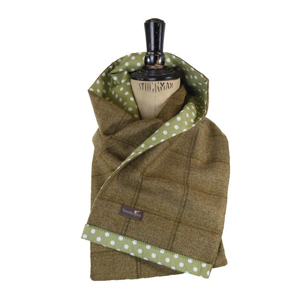 Woodland Tweed Scarf
