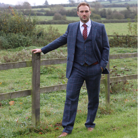 Tweed Trousers 'Made to Measure'