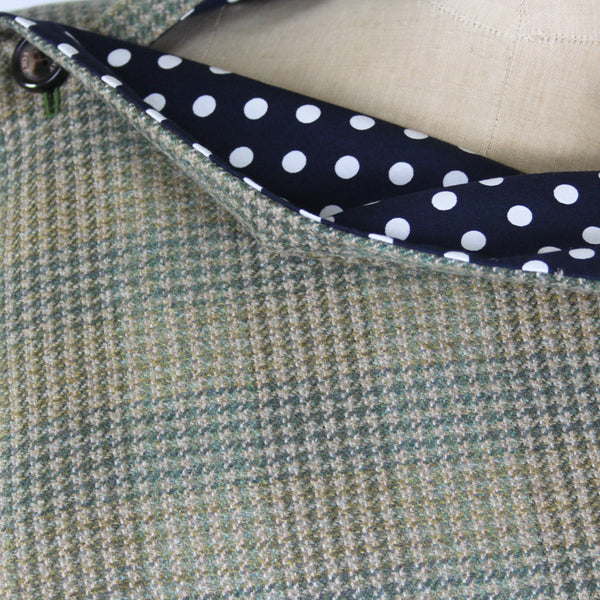 Tweed Wrap in Bracken