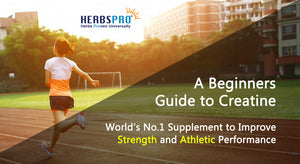 A Beginners Guide to Creatine - World's No.1 Supplement to Improve Strength and Athletic Performance