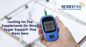 Looking for Top Supplements for Blood Sugar Support? Find them here