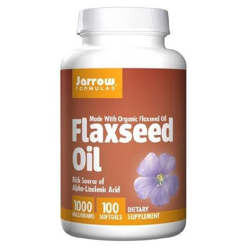 Flaxseed Oil 100 Softgel