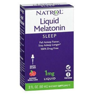 Melatonin 2 Oz By Natrol
