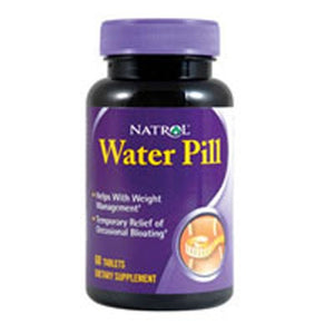 WaterPill 60 Tabs By Natrol