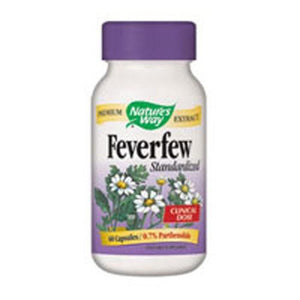 Feverfew Standardized Extract EXTRACT, 60 CAP