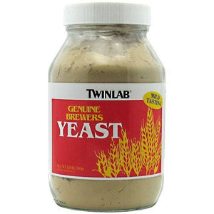 Brewers Yeast Powder 18 Oz By Twinlab