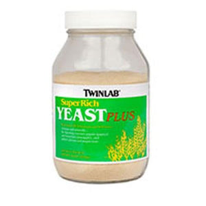 Super Rich Yeast Plus Powder 16 Oz By Twinlab