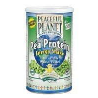 Pea Protein Energy Shake Caribbean Cocoa 14.7 oz By VegLife