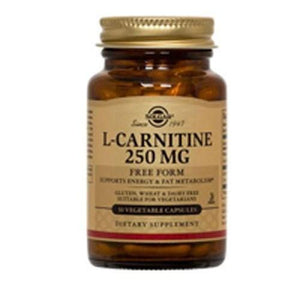 L-Carnitine 90 V Caps By Solgar