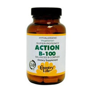 Action B-100 - 50 Tabs