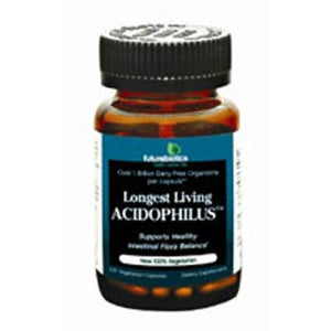 Longest Living Acidophilus Caps 100 By Futurebiotics