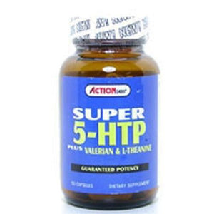 Super 5-HTP Plus Valerian & L-Theanine 50 Caps By Natural Balance (Formerly known as Trimedica)