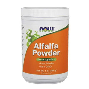 Alfalfa Powder 1 Lb By Now Foods