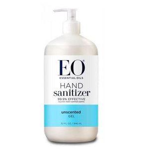 Hand Sanitizer Refill Unscented 32 Oz By EO Products