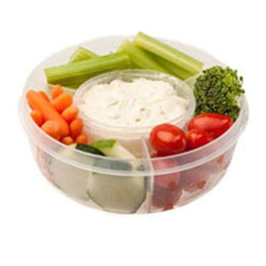 Fruit & Veggie Bowl Unit By Fit & Fresh