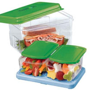 Lunch On The Go Unit By Fit & Fresh
