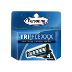 Tri-flexxx Razor Cartridges Men, 4 Ct By Personna