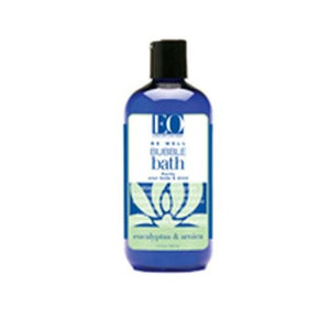 Bubble Bath Eucalyptus and Arnica, 12 Oz By EO Products