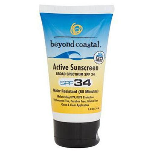 Active Daily Sunscreen SPF 34 - 2.5 oz
