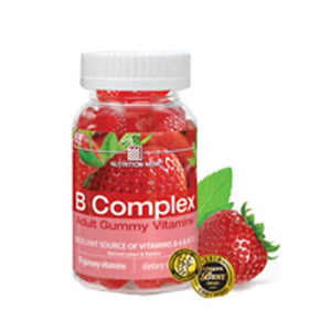Vitamin B Complex Gummy 70 CT By Nutrition Now