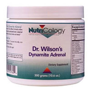 Dr. Wilsons Dynamite Adrenal 300 Grams By Nutricology/ Allergy Research Group