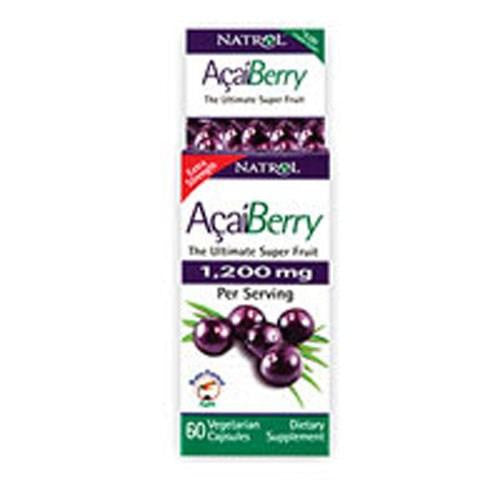 AcaiBerry Extra Strength - 60 Vcaps