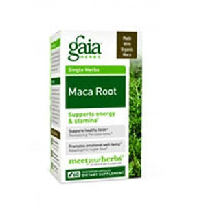 Maca Root 60 CAPS By Gaia Herbs