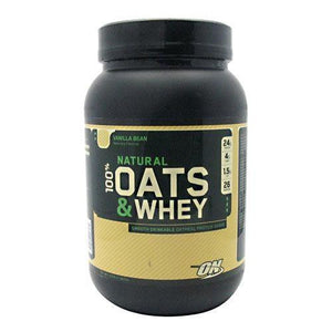 100% Natural Oats & Whey - Milk Chocolate