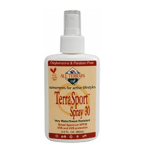 TerraSport Spray SPF 30 SPF30 3 oz By All Terrain