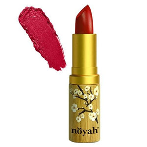 Natural Lipstick Empire Red 0.16 oz By Noyah