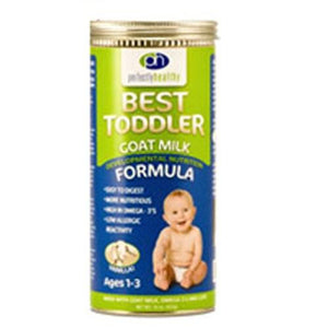 Best Toddler Goat Formula Vanilla 16 oz By Perfectly Healthy