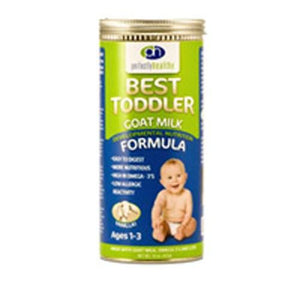 Best Toddler Goat Formula Chocolate 16 oz By Perfectly Healthy