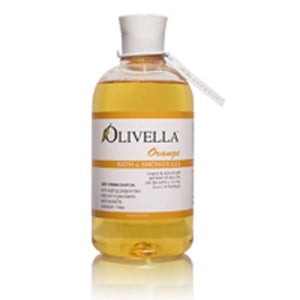 Bath & Shower Gel Orange 16.9 oz By Olivella