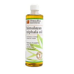 Triphala Oil 4 FL OZ By Himalayan Institute