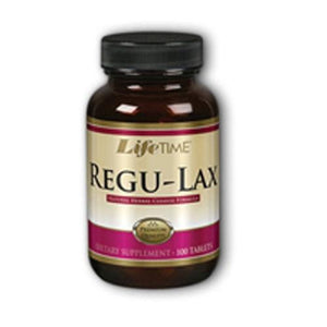 Regu-Lax Laxative 100 tabs By Life Time Nutritional Specialties