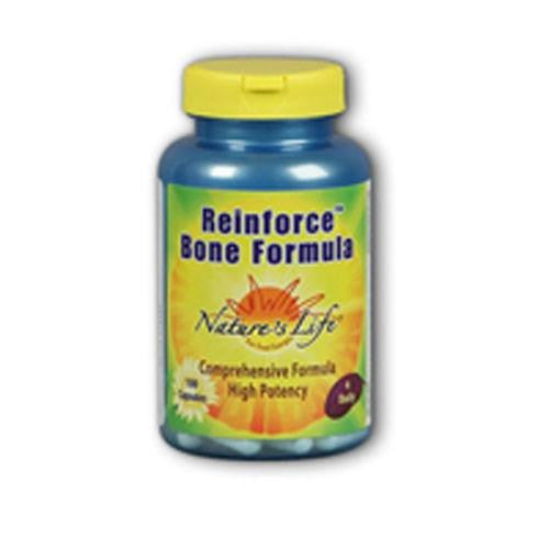 Reinforce Bone Formula 360 caps By Nature's Life
