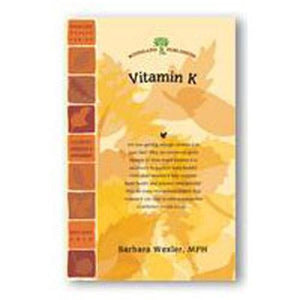 K Vitamin 32 pgs By Woodland Publishing