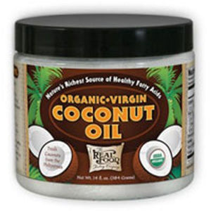 Virgin Coconut Oil Organic 14 oz By FunFresh Foods