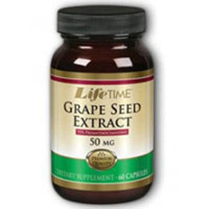 Grape Seed 60 caps By Life Time Nutritional Specialties