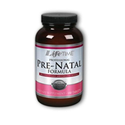 Professional Prenatal Formula 180 tabs By Life Time Nutritional Specialties