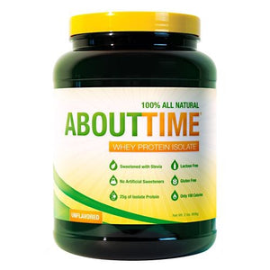 Whey Isolate Protein 2 lbs By About Time