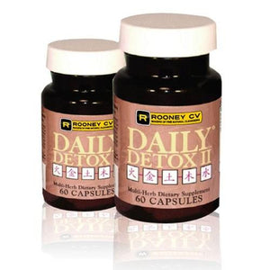 Daily Detox II 60 caps By Daily Detox