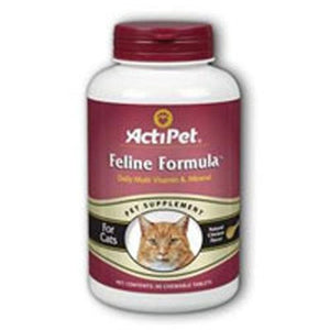 Feline Formula Chicken and Tuna, 90 ct chews By ActiPet