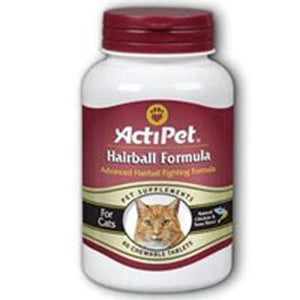 Hairball Formula Chicken and Tuna, 60 ct chews By ActiPet