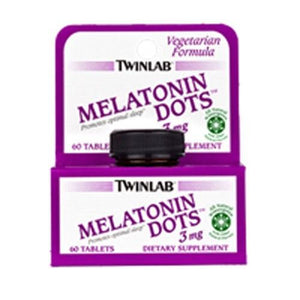 Melatonin Dots 60 ct By Twinlab